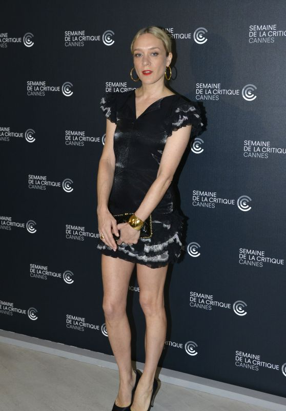 Chloe Sevigny Semaine De La Critique Jury Photocall At