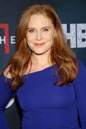 "Christiane Seidel – ""Fahrenheit 451"" Premiere in NYC"