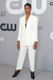Christine Adams – CW Network Upfront Presentation in NYC 05/17/2018