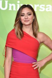 Christine Evangelista – NBCUniversal Summer Press Day 2018 in Universal City