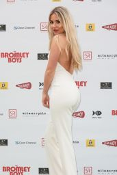 "Chyna Ellis – ""Bromley Boys"" World Premiere in London"