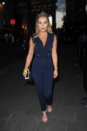 Chyna Ellis – Quiz x TOWIE Launch Party in London 05/10/2018