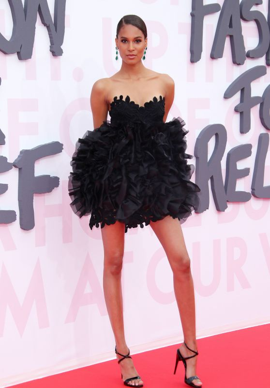 """Cindy Bruna – """"Fashion For Relief"""" Charity Gala in Cannes"""