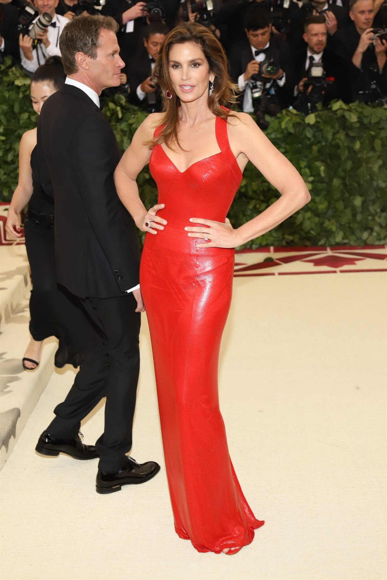 Cindy Crawford Met Gala 2018