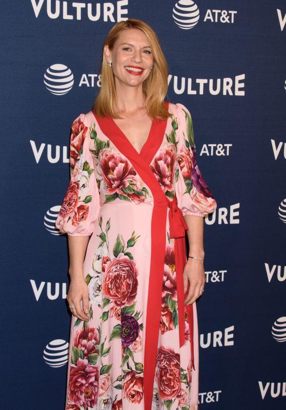Claire Danes – 2018 Vulture Festival in New York
