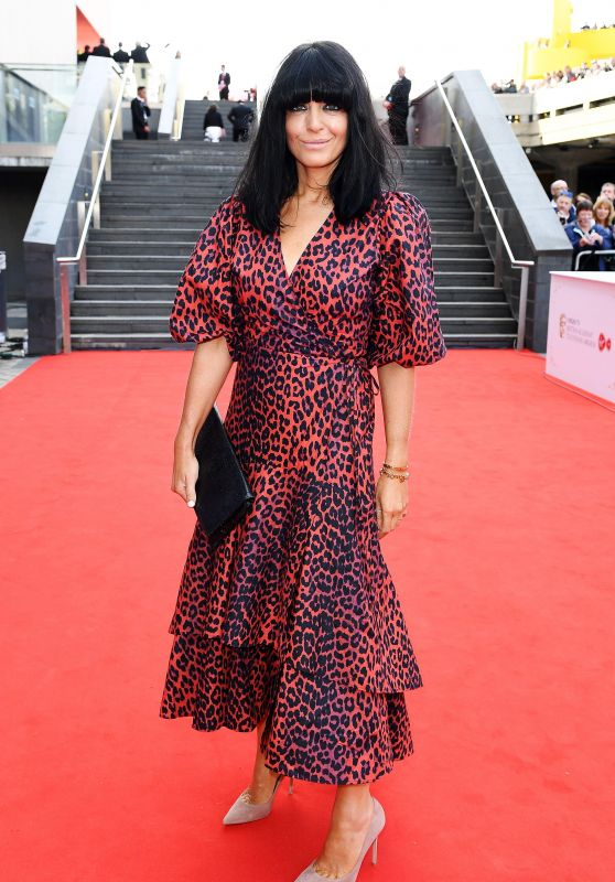 Claudia Winkleman – BAFTA TV Awards 2018 in London