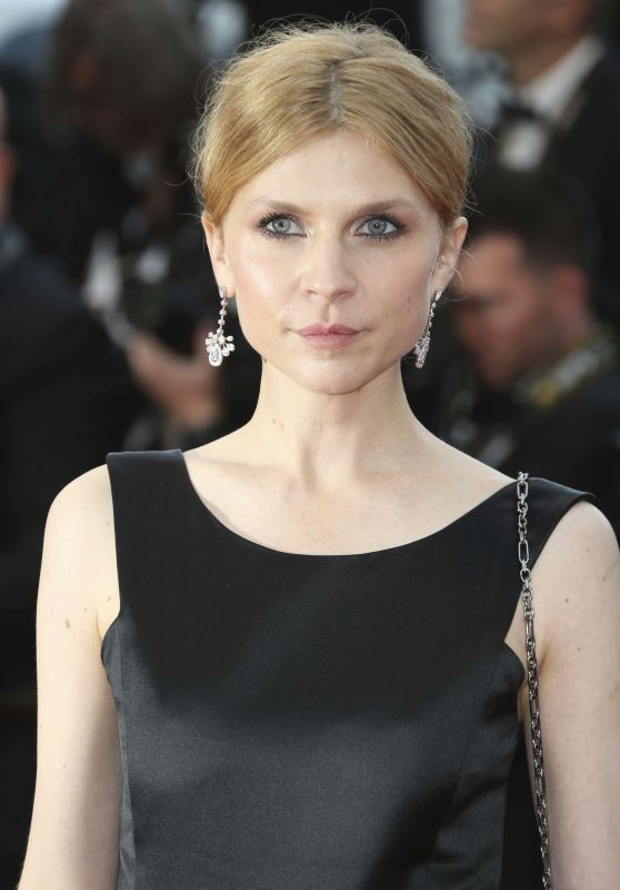 "Clemence Poesy – ""BlacKkKlansman"" Red Carpet in Cannes"