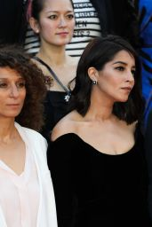 """Clemence Poesy – """"Girls of the Sun"""" Premiere at Cannes Film Festival"""