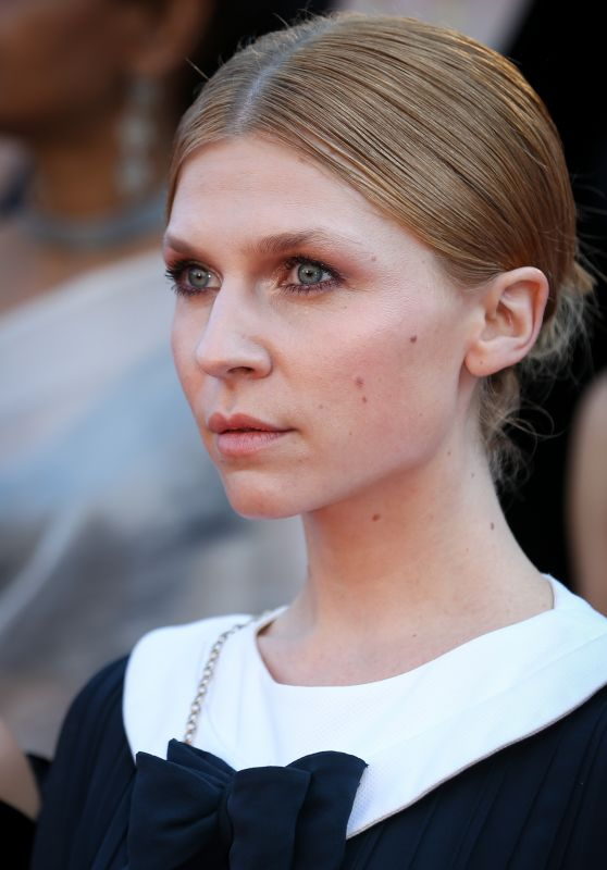 "Clemence Poesy – ""Girls of the Sun"" Premiere at Cannes Film Festival"