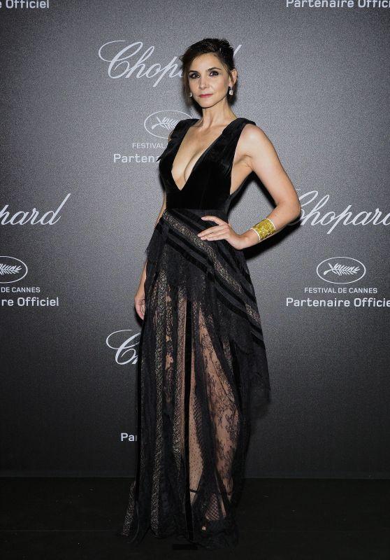 Clotilde Courau – Secret Chopard Party in Cannes 05/11/2018