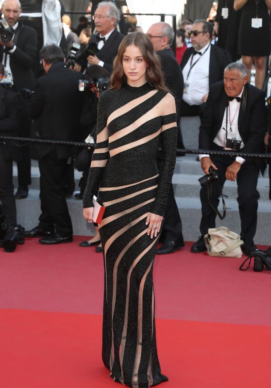 """Coco Konig – """"The Man Who Killed Don Quixote"""" Red Carpet in Cannes 05/19/2018"""
