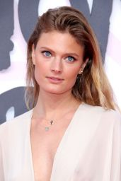 """Constance Jablonski – """"Fashion For Relief"""" Charity Gala in Cannes"""
