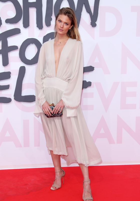 "Constance Jablonski – ""Fashion For Relief"" Charity Gala in Cannes"