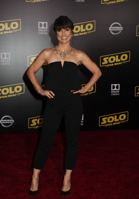 "Constance Zimmer – ""Solo: A Star Wars Story"" Premiere in LA"
