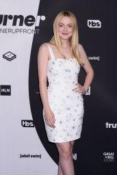 Dakota Fanning - 2018 Turner Upfront Presentation in NYC