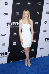 Dakota Fanning - 2018 Turner Upfront Presentation in NYC