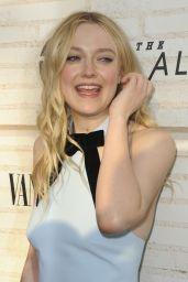 """Dakota Fanning - """"The Alienist"""" Premiere in Las Vegas"""