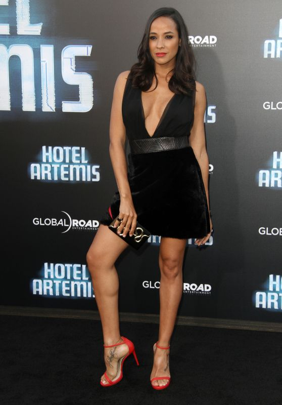 "Dania Ramirez – ""Hotel Artemis"" Premiere in Westwood"
