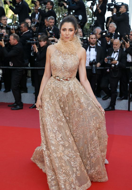 "Daniella Rahme – ""Girls of the Sun"" Premiere at Cannes Film Festival"