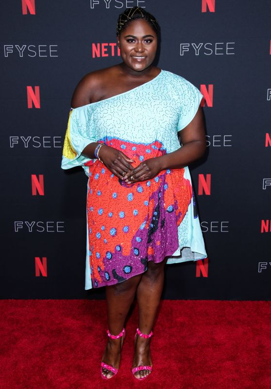 Danielle Brooks – Netflix FYSee Kick-Off Event in Los Angeles 05/06/2018