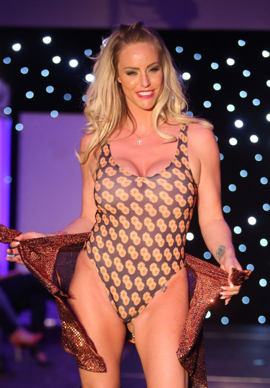 Danielle Mason - Fashion Show for GM Events in Milton Keynes 04/29/2018