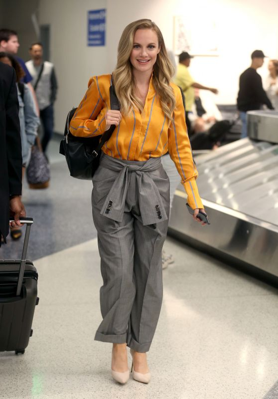 Danielle Savre - LAX in Los Angeles 05/29/2018