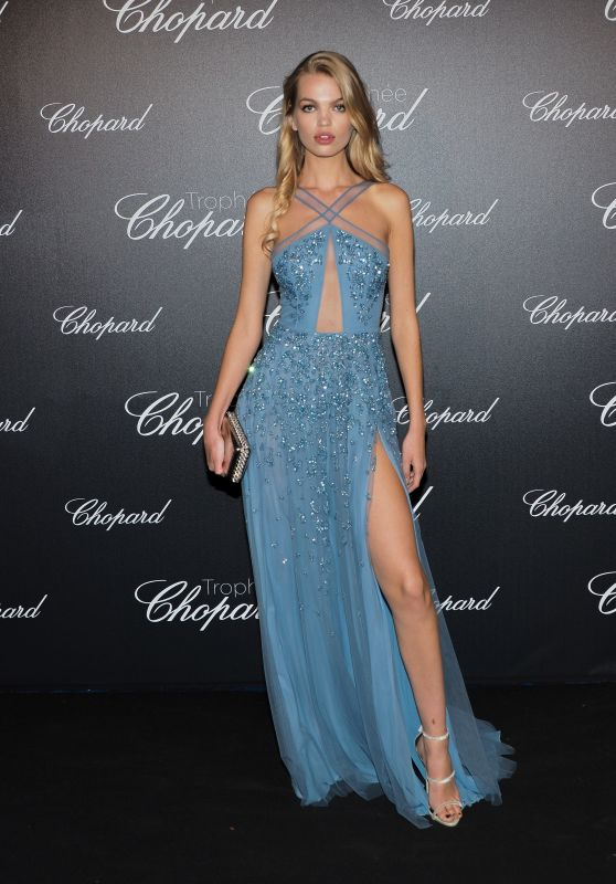 Daphne Groeneveld – Chopard Trophy's Photocall in Cannes 05/14/2018