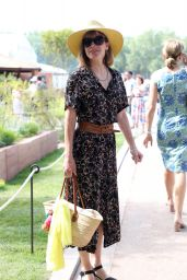 Darcy Bussell – Chelsea Flower Show in London 05/21/2018