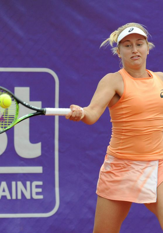 Daria Gavrilova – Internationaux de Strasbourg Tennis Tournament 05/21/2018