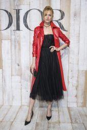 Daria Strokous – Christian Dior Couture Cruise Collection Photocall 05/25/2018