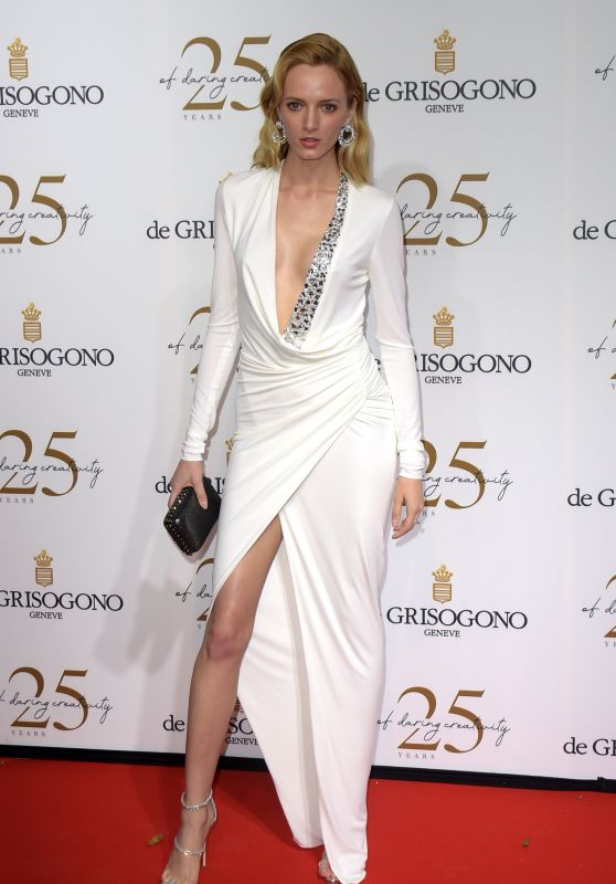 Daria Strokous – De Grisogono After Party in Cannes 05/15/2018