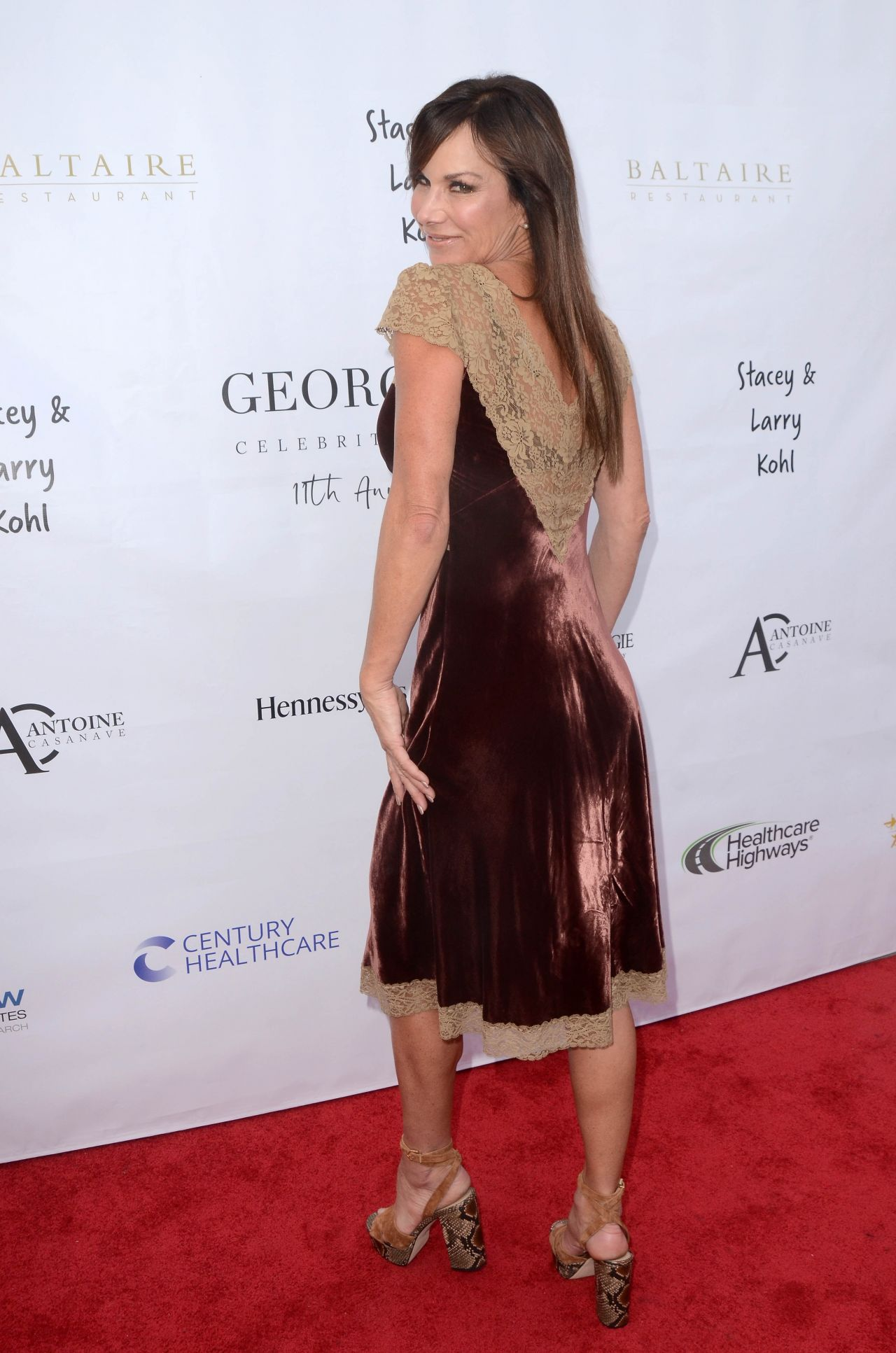 Debbe Dunning – George Lopez Golf Classic Pre-Party in ...