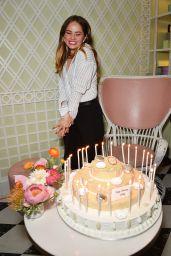 Debby Ryan - Celebrating her 25th Birthday at Laduree in Beverly Hills 05/18/2018