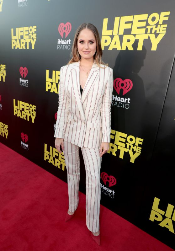 "Debby Ryan – ""Life of the Party"" World Premiere in Auburn"