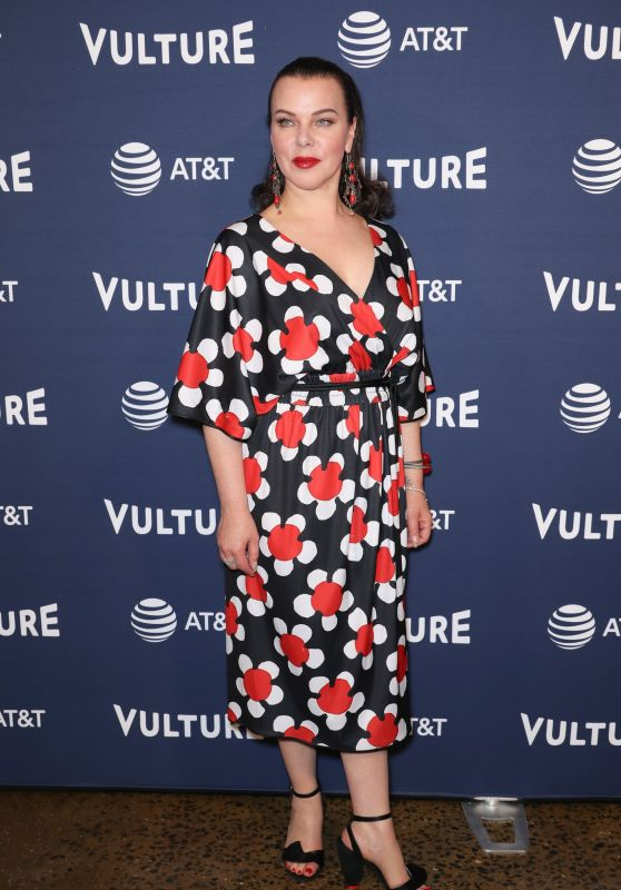 Debi Mazar – 2018 Vulture Festival in New York
