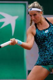 Deborah Chiesa - French Open Tennis Tournament 2018 in Paris 05/28/2018