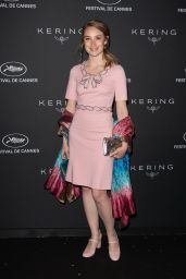 Deborah Francois – Kering Women in Motion Awards Dinner at Cannes Film Festival 2018