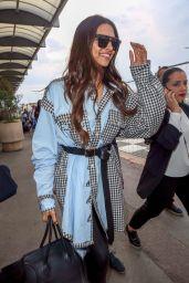 Deepika Padukone at Nice Airport 05/09/2018