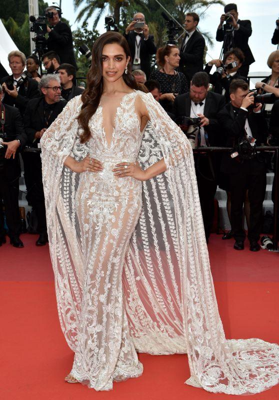 "Deepika Padukone – ""Sorry Angel"" Premiere at Cannes Film Festival"