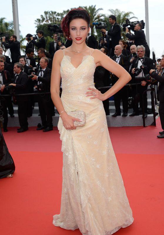 """Delphine Wespiser – """"Yomeddine"""" Red Carpet at Cannes Film Festival 2018"""
