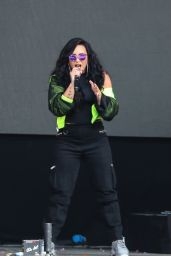 Demi Lovato – Performing Live at BBC Biggest Weekend in Swansea 05/27/2018