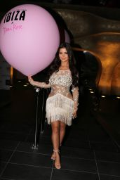 Demi Rose - ISAWITFIRST Demi Rose Collection Launch at STK Ibiza 05/28/2018