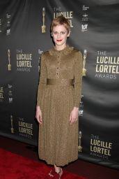 Denise Gough – Lucille Lortel Awards in New York 05/06/2018