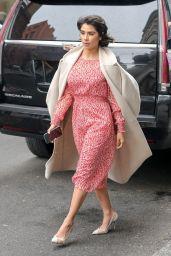 Diane Guerrero - Leaving BUILD Studios in NYC 04/30/2018