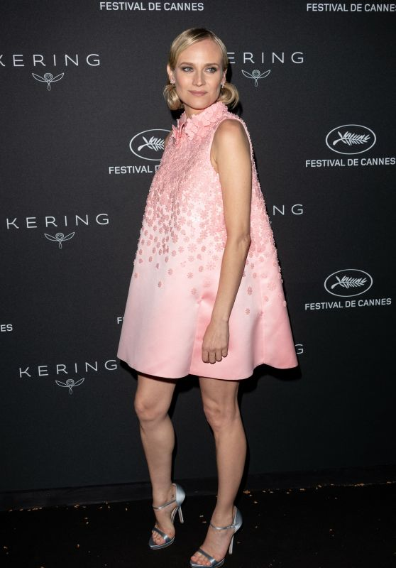 Diane Kruger – Kering Women in Motion Awards Dinner at Cannes Film Festival 2018