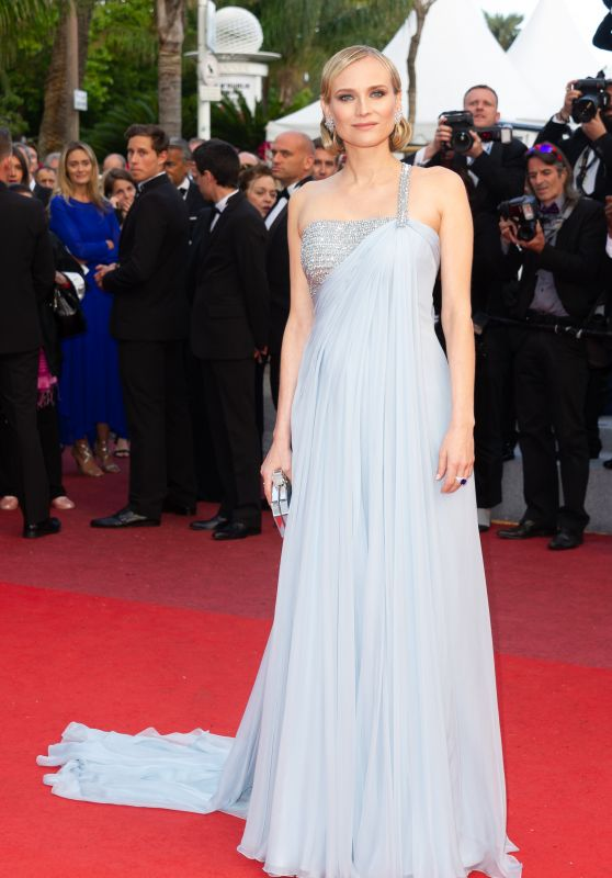 "Diane Kruger – ""Sink or Swim"" Red Carpet in Cannes"