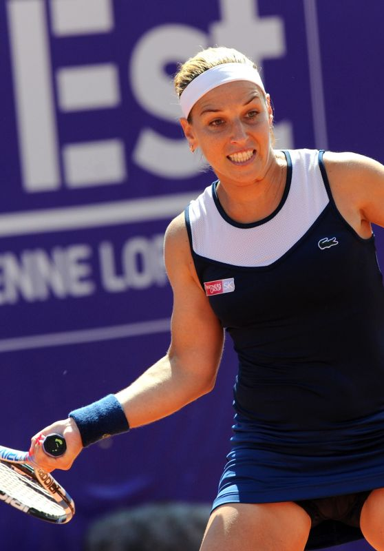 Dominika Cibulková – Internationaux de Strasbourg Tennis Tournament 05/25/2018