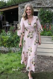 Donna Air – Chelsea Flower Show in London 05/21/2018