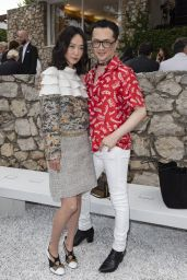 Doona Bae – Louis Vuitton 2019 Cruise Collection in Saint-Paul-De-Vence