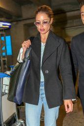 Doutzen Kroes at Nice Airport 05/13/2018